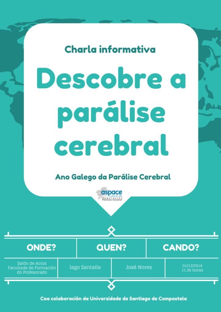 Universitarios de Lugo coñecerán de primeira man a experiencia vital de persoas con parálise cerebral