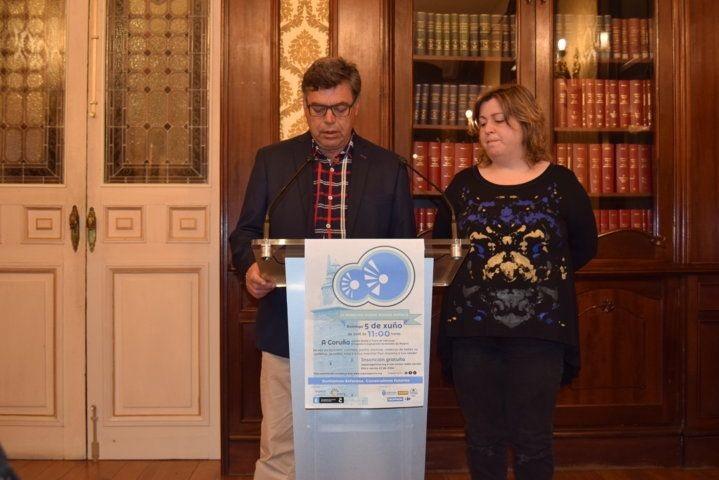 A Coruña será el escenario de la II Marcha sobre Ruedas ASPACE