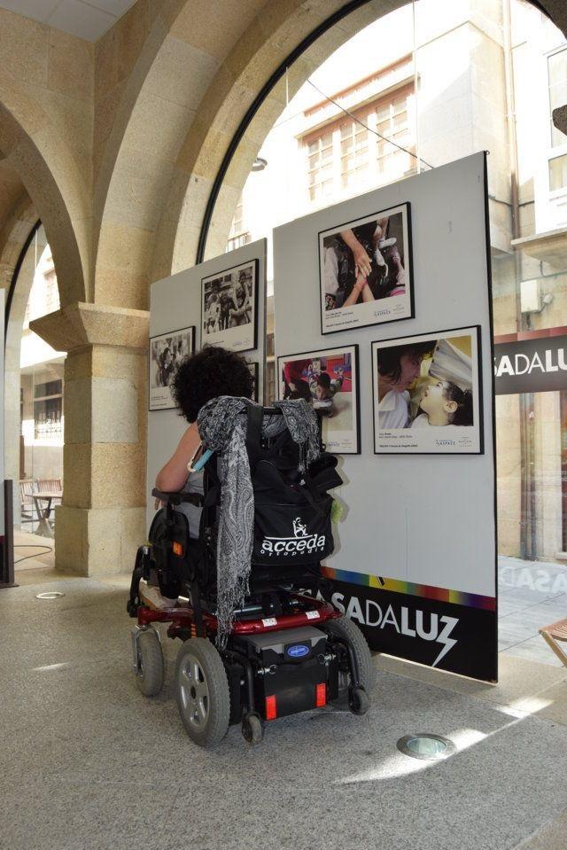 La Casa de la Luz acogió la presentación de la Exposición de Fotografía ASPACE