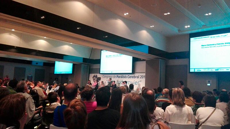 ASPACE Galicia participa no Congreso de Parálise Cerebral 2016