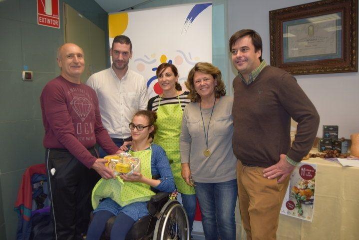 APAMP- Vigo xa ten tosta gañadora no concurso 'En ASPACE cociñamos xuntos'