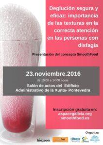ASPACE- Galicia organiza una jornada de formación sobre disfagia