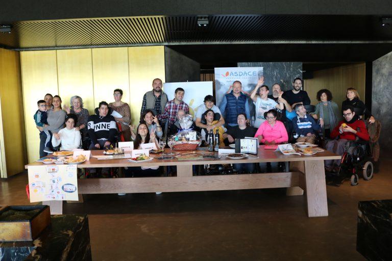 AMENCER-ASPACE tiene ganadores de la segunda semifinal del concurso 'En ASPACE Cocinamos Juntos'
