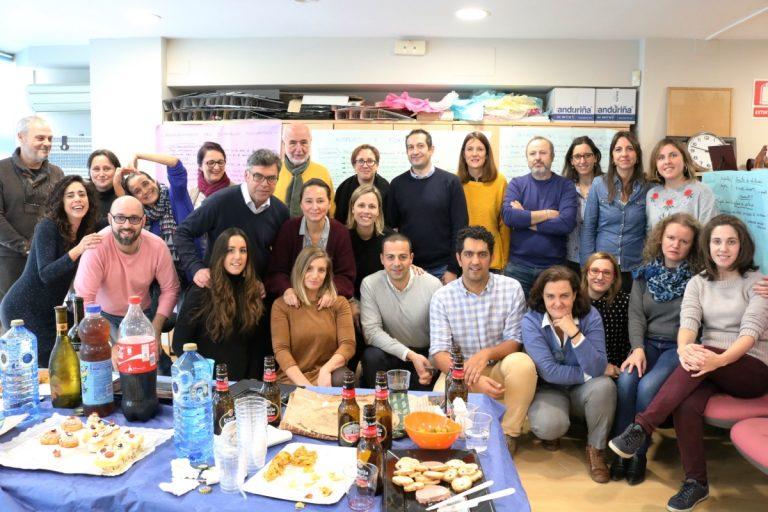 Los profesionales de las entidades ASPACE de Galicia se reúnen para revisar el trabajo realizado en 2017 y planificar el próximo año