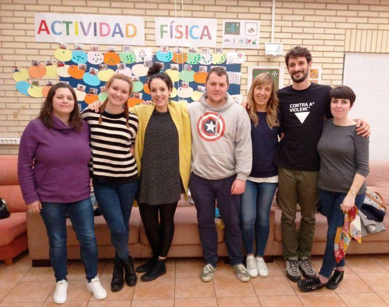 """ASPACE-Galicia participa en el """"I Curso de iniciación en la elaboración de texturizados para personas con parálisis cerebral"""""""