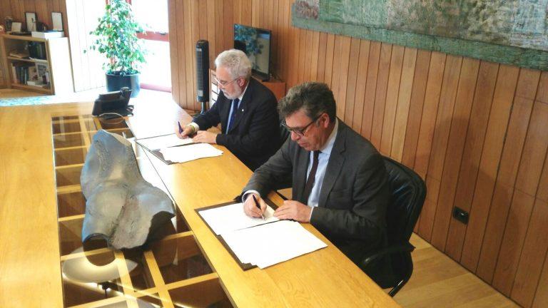 ASPACE-Galicia y Parlamento de Galicia firman un 'Protocolo de Colaboración'