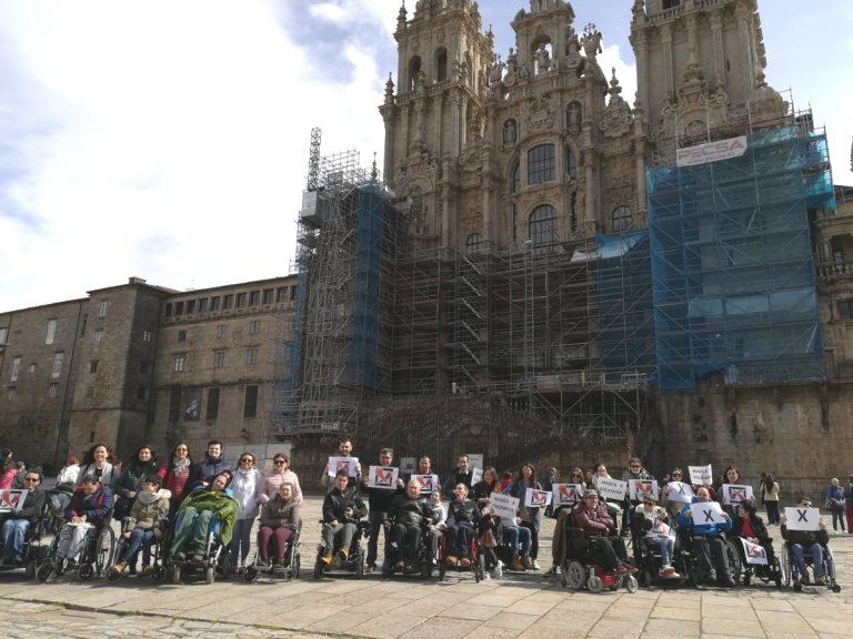 Proyectos de ASPACE-Galicia gracias a la X Solidaria