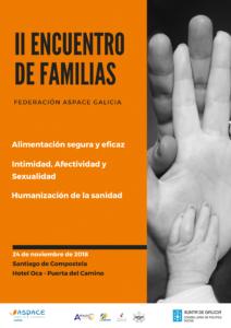 Federación ASPACE-Galicia organiza el II Encuentro de Familias