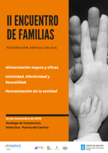 Federación ASPACE-Galicia organiza o II Encontro de Familias