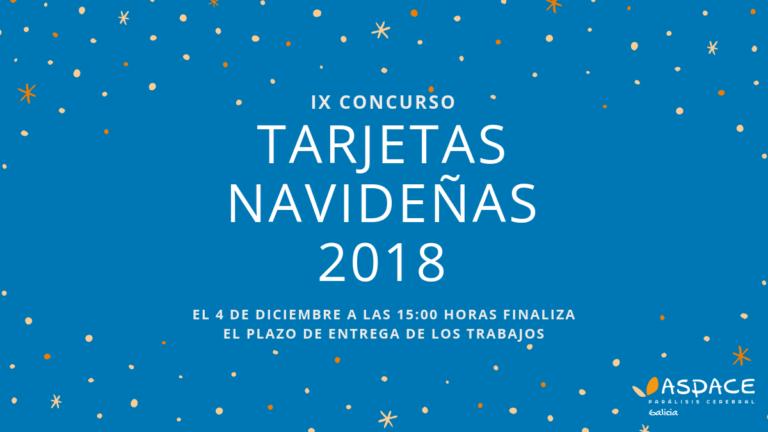 IX Edición do Concurso de Tarxetas do Nadal 2018