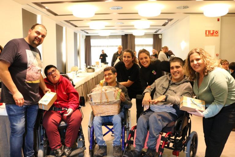 ASPACE Coruña vence en la GRAN FINAL del IV Concurso de Cocina ASPACE