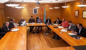 Firma Convenio consellería Política Social Xunta Galicia