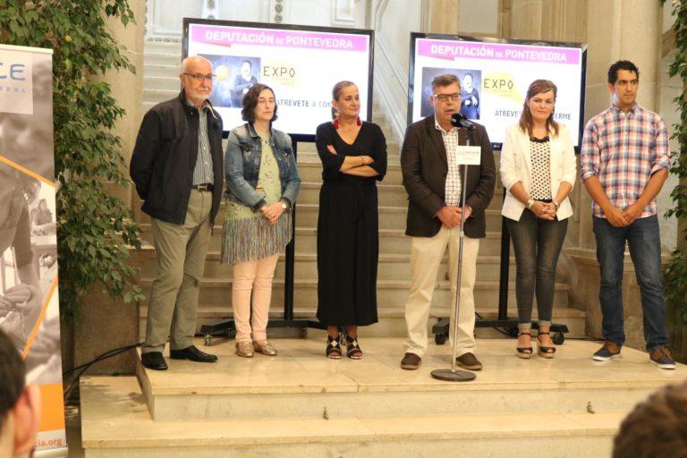 Eulogio López, ex presidente de Federación ASPACE Galicia e ex xerente de ASPACE Coruña, galardoado co premio Jaume  Marí ao Compromiso de ASPACE  Ipsen  Pharma