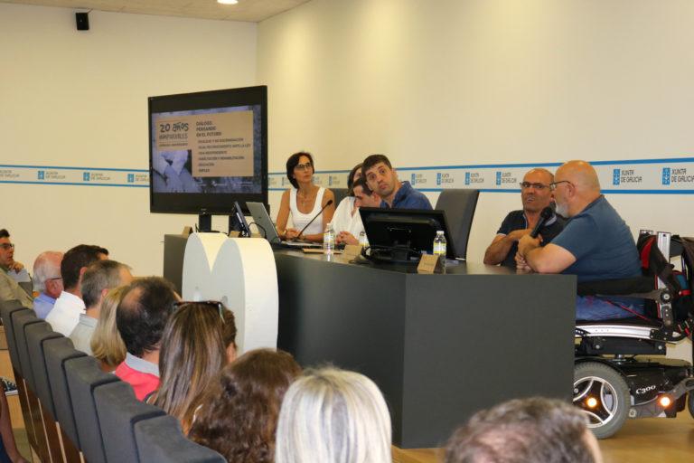 Jornada de formación y debate en nuestro XX Aniversario