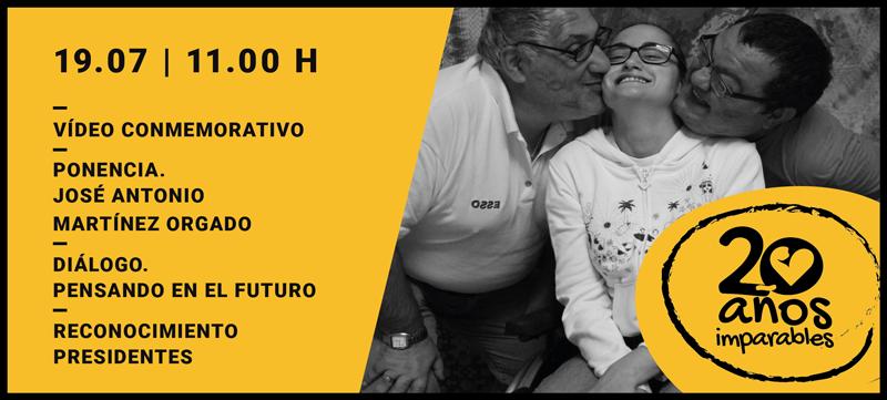 Jornada 20 Aniversario Federación ASPACE GALICIA