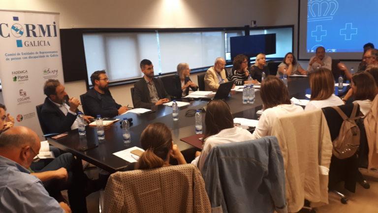 CERMI Galicia y La Xunta se alían para potenciar la inserción laboral de las personas con discapacidad en Galicia