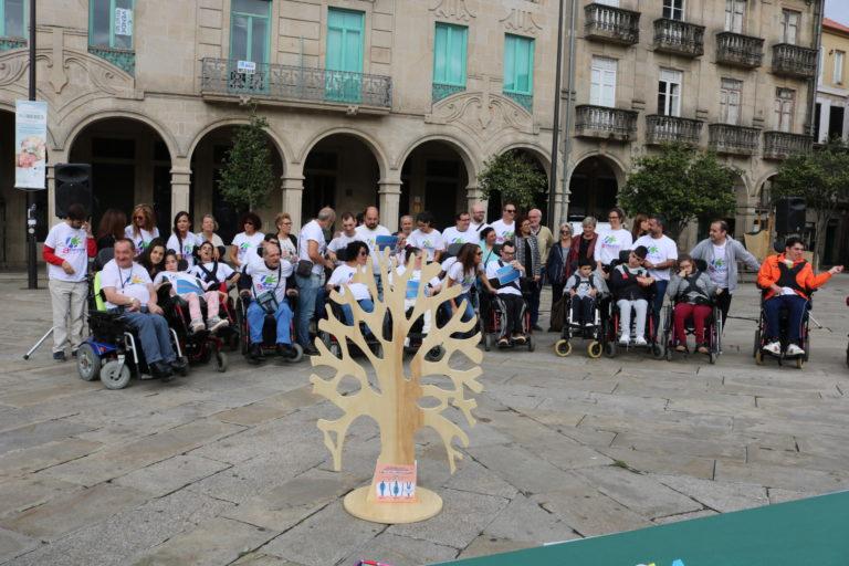 """Federación ASPACE-Galicia y sus asociaciones celebran del Día Mundial de la Parálisis Cerebral con el lema """"Dale la vuelta"""""""