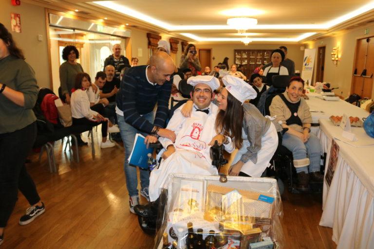 APAMP Vigo y Amencer- ASPACE se alzan con la victoria en la Gran Final de nuestro V Concurso de Cocina