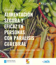 Alimentación segura y eficaz en personas con parálisis cerebral