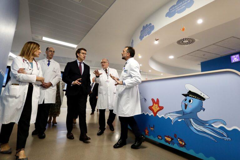 ASPACE Galicia colabora en la Estrategia de Humanización de la Asistencia Sanitaria Pública presentada por la Xunta