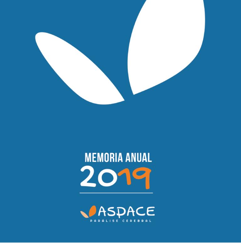 Presentamos a Memoria do 2019 de Federación ASPACE-Galicia!