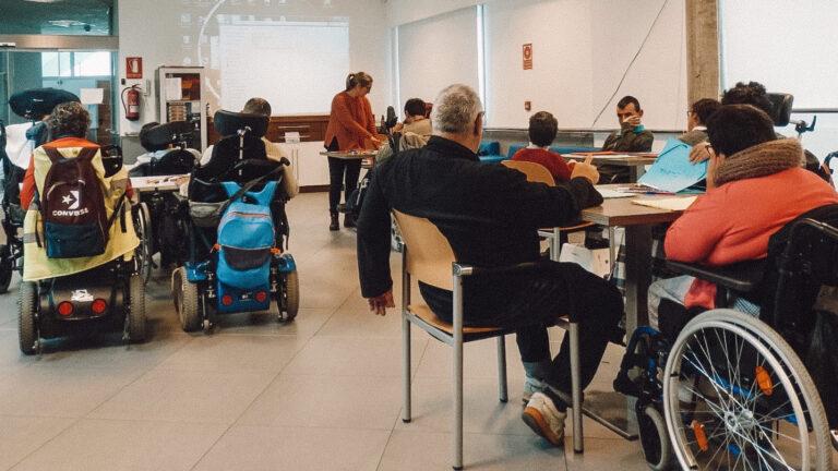 El Programa de empleo y formación de ASPACE GALICIA deja de prestar sus servicios por falta de financiación
