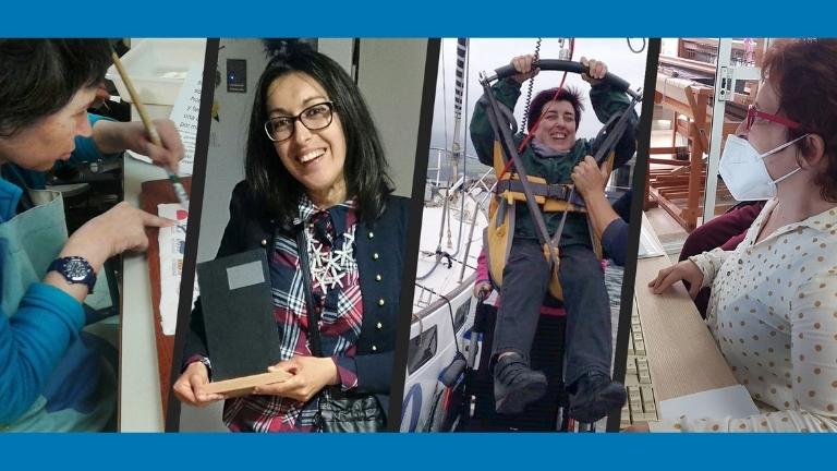 Mujer con discapacidad y sin empleo, la nueva (o no tan nueva) normalidad