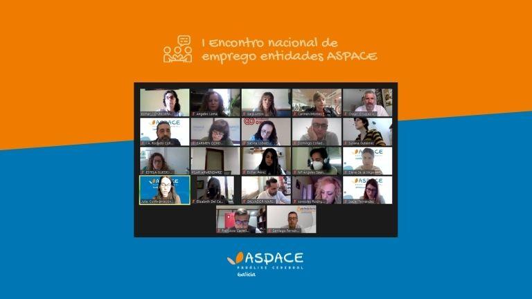 O Programa de Emprego de Federación ASPACE Galicia, un exemplo a seguir no Movemento ASPACE