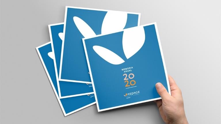 Memoria anual Federación ASPACE Galicia: 2020, un ano inesquecible